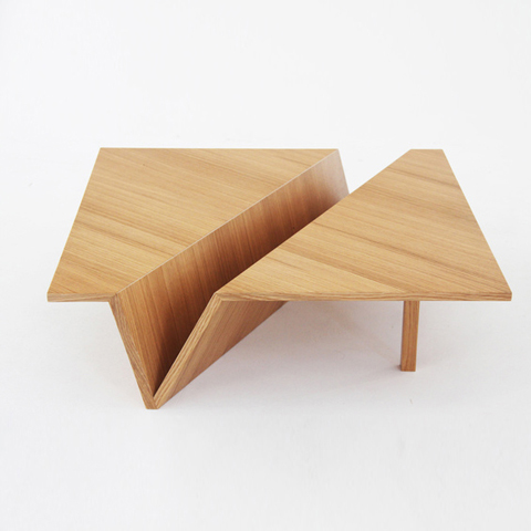 Superb Origami Coffee Table: Neatly Folded