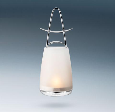 outdoor lantern elements gj - Georg Jensen Elements Lantern: 4 Elements, One Light