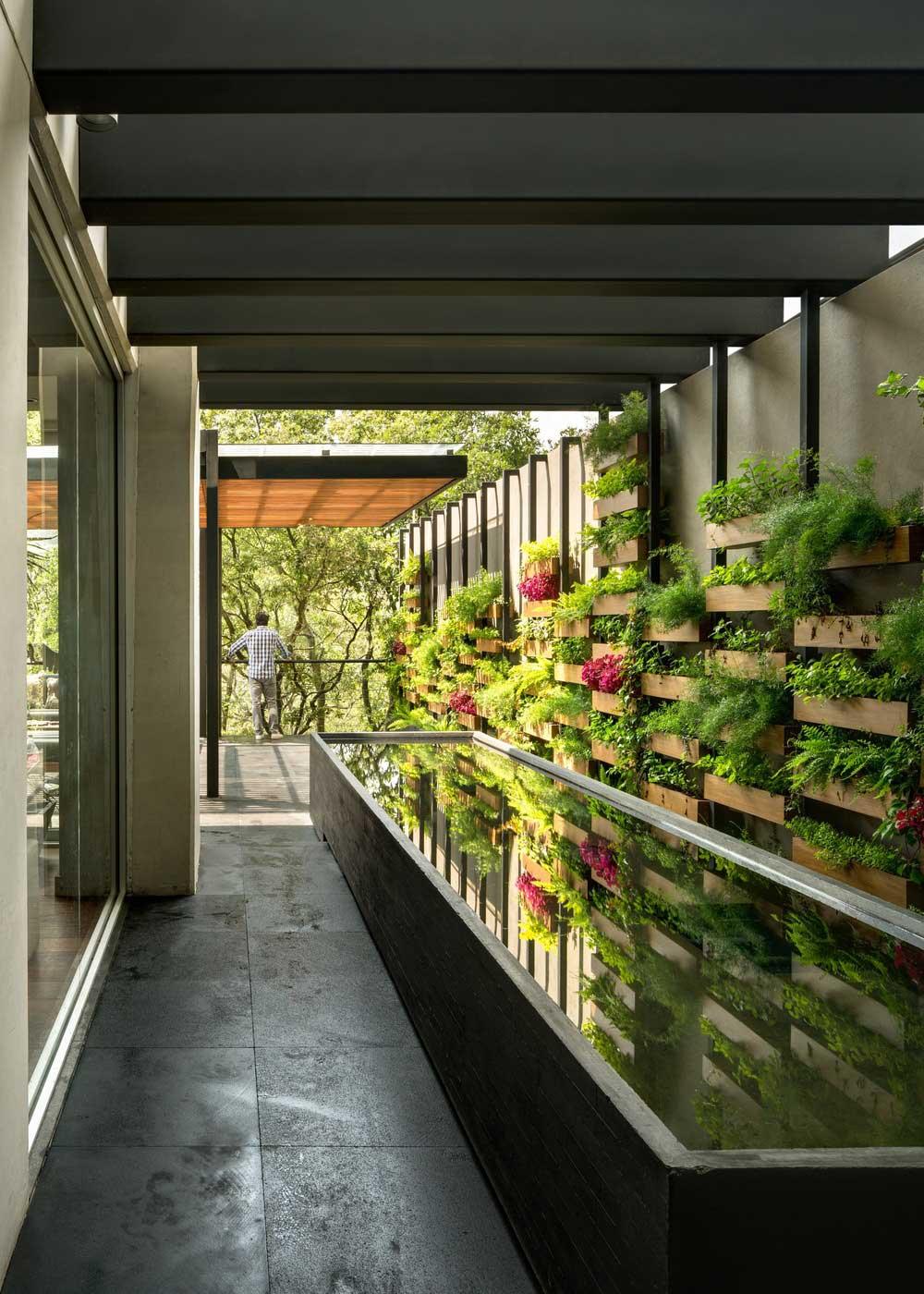 outdoor space design asp - Villa Jardin