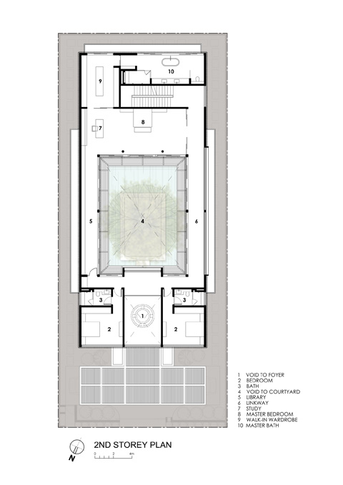 Patio House Plan Wa2