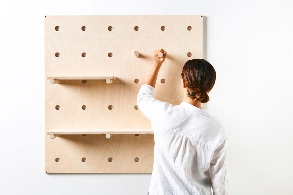 pegboard modular shelves 5 - Bang Bang Pegboard