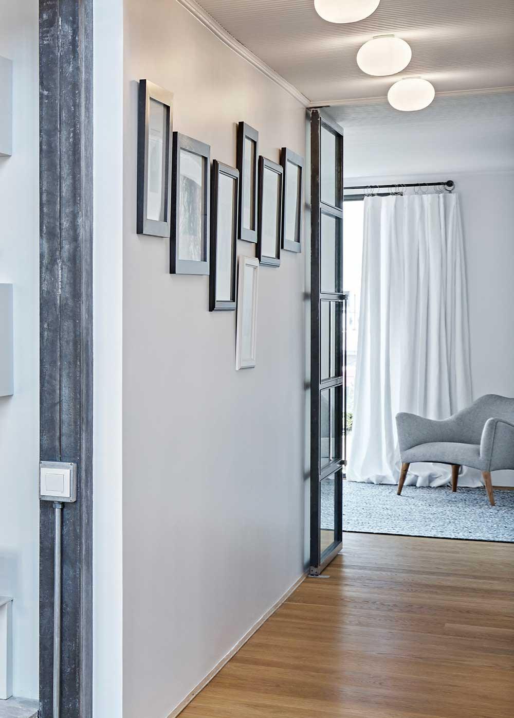 Corridor To Master Bedroom