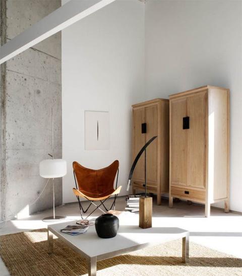 Little Penthouse loft apartment in Madrid
