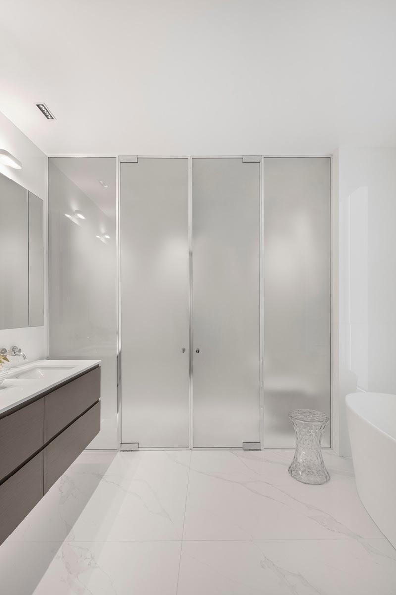 penthouse shower design - Belvedere Penthouse