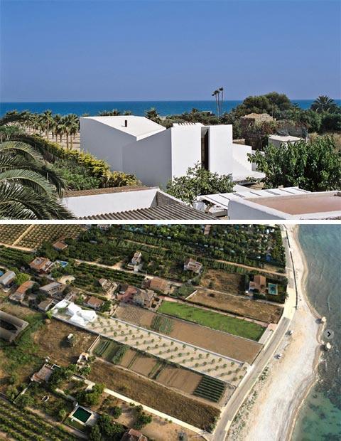 photographer house 9 - House of a Photographer II: a Mediterranean sculpture
