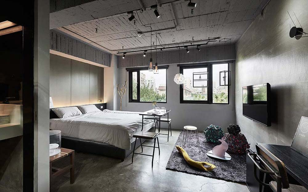 Play Design Hotel Room Interiors By Taiwan Contemporary