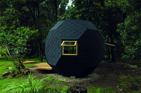 playhouse design poliedro - Poliedro Habitable: the Coolest playhouse
