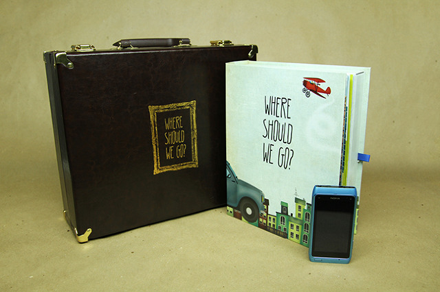 popup book design nokia1 - Nokia Pop Up Book: Promotional Pop