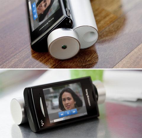 portable speaker ms430 2 - Media Speaker Stand MS430: Rock Your World