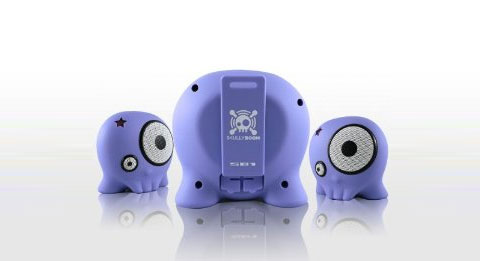 portable speaker skullyboom2 - SkullyBoom Portable Speaker: Loud and Strong
