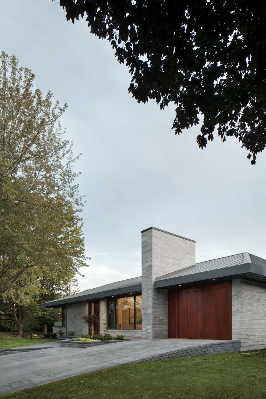 prairie house design exterior - Prairie House