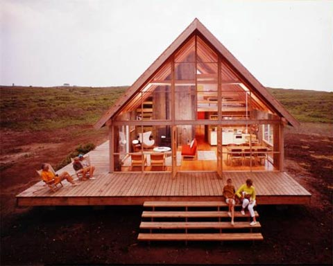 Prefab Cabin: Oldie But Goodie - Prefab Cabins