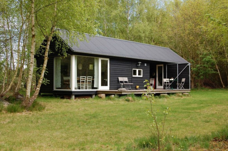 Mon huset danish modular summer cabins prefab cabins for Modular cabins and cottages