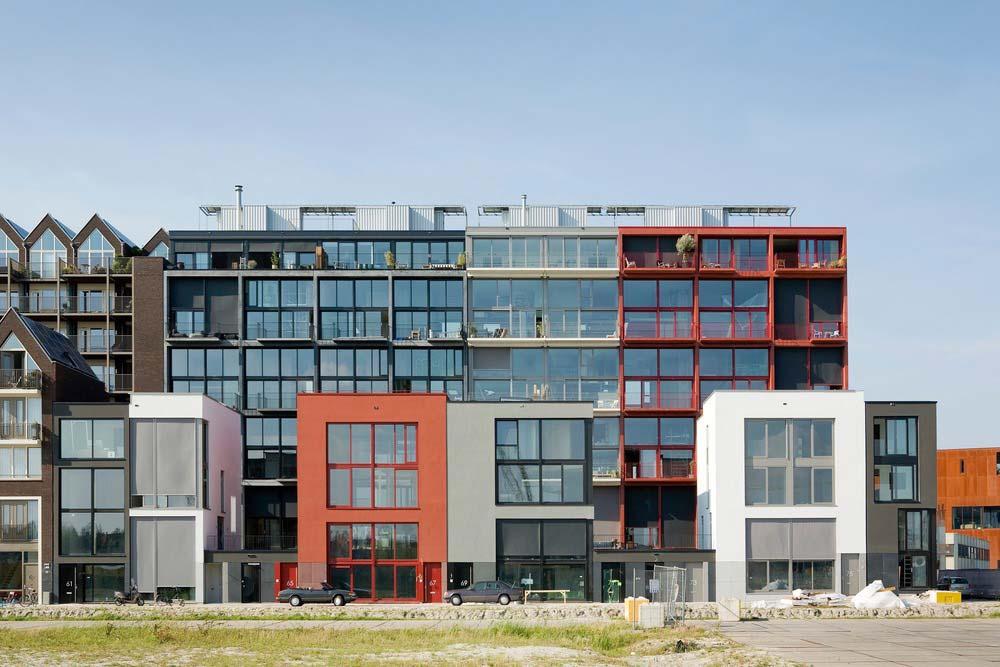 prefab concrete loft apartment buildings - Superlofts
