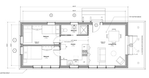 18244344c084252b Katrina Cottage Floor Plan Katrina Cottages Building Costs additionally Floor plans garden homes additionally Guest Houses And Studios as well Vancouver furthermore Prefab Brightbuilt Barn. on large prefab home plans
