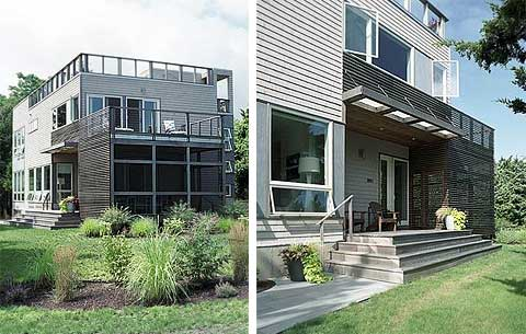 Prefab Home Cape House 8