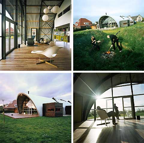 Prefab Home: Hangar House - Prefab Homes