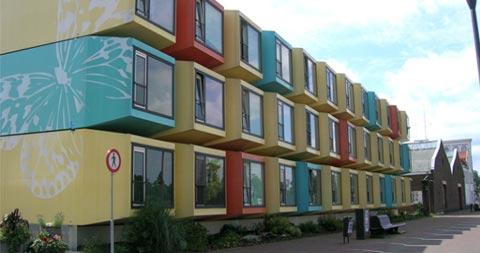 Prefab Spacebox Prefab Homes