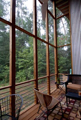 Prefab porches joy studio design gallery best design for Prefab screened porches