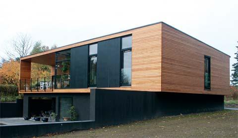 Prefab Homes Danish Onv Houses Prefab Homes