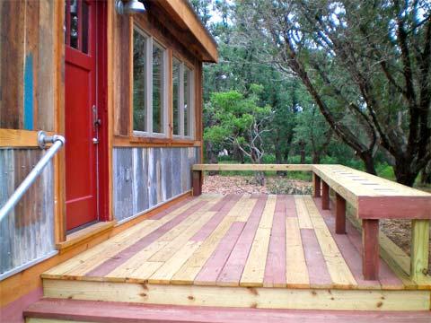 prefab homes reclaimed 8 - Reclaimed Space: Sustainable Prefabs