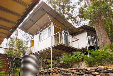 Outback Staked House Flexibility Versatility And Universality Prefab Homes
