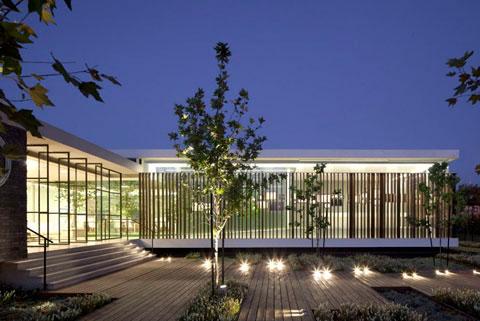 prefab office pavilion 10 - Pavilion 2012: an ephemeral prefab architecture