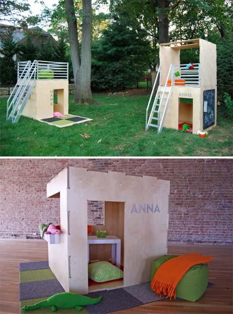 Prefab Playhouses For Kids Room To Grow Kids Prefab Shed