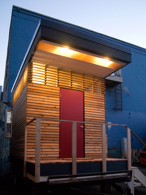 Backyard Prefabs: Prefab Office Shed And Garden Studio - Busyboo