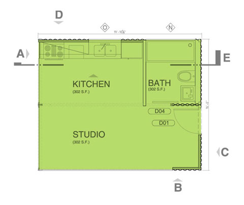 prefab-studio-plan