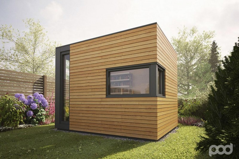 Prefab cabins prefab cottages cabins busyboo page 1 for Outdoor office building