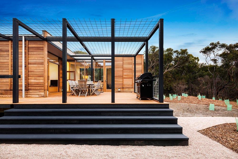 Prefab Vacation Home - Modular Indoor/Outdoor Living