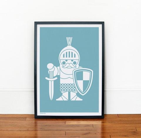print-knight