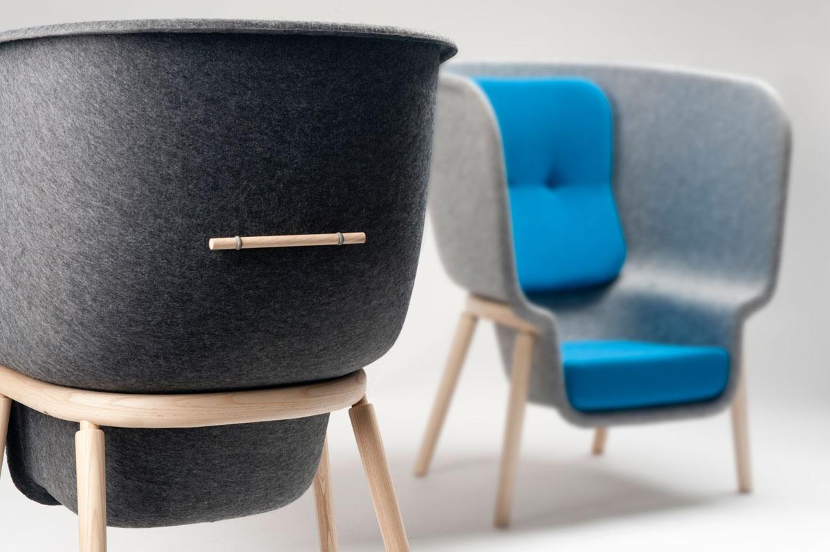 Benjamin Hubert Pod Furniture