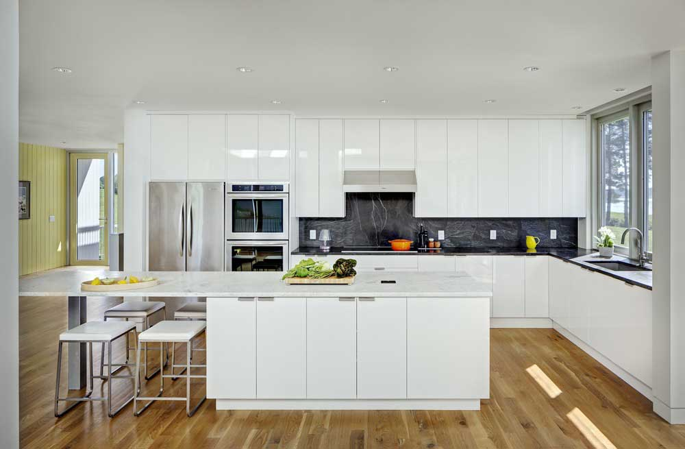 ranch house kitchen design bfdo - Deep Point Road House