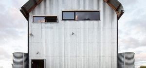 recyclable house design facade ii 300x140 - The Recyclable House