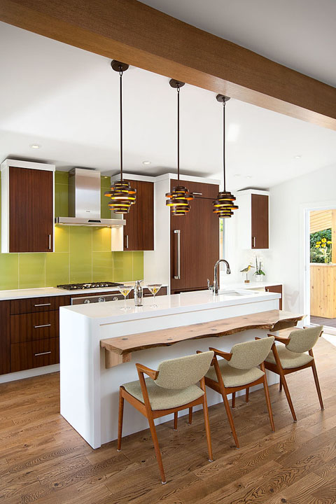 1960s Mid Century Modern Kitchen