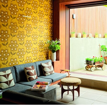 Home Of Designer Orla Kiely Vintage Sparkle Beautiful