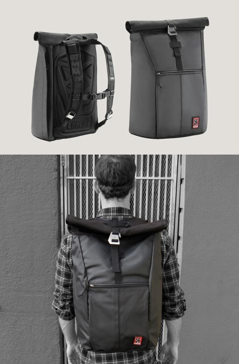 rolltop backpack yalta 31 - Yalta Rolltop Backpack: Rain or Shine