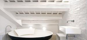 round bath agape2 300x140 - Agape Bathroom Collection: Bathing Beauties