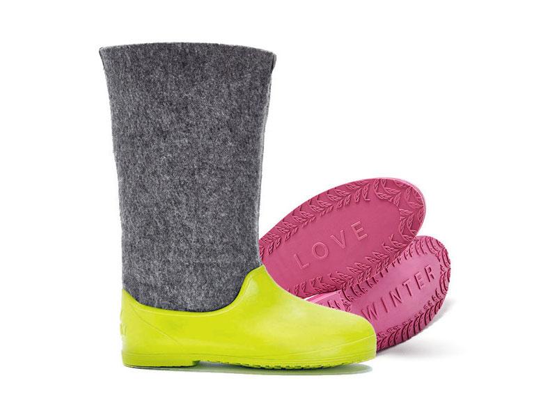 rubber boots valenki2 - Valenki Boots
