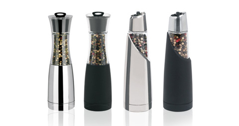 salt pepper mill graviti - Graviti Pepper Mill