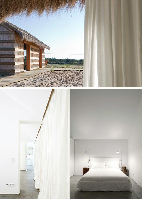 sand pavilions casaareia 8 - Casa na Areia: footsteps in the living room