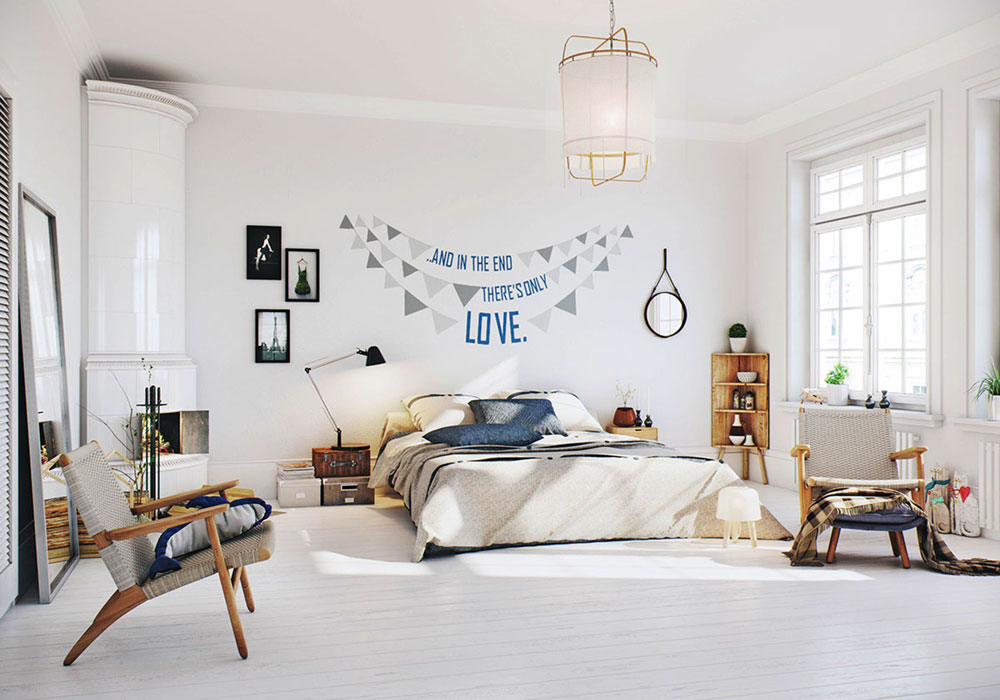 cozy scandinavian apartment design simply spectacular