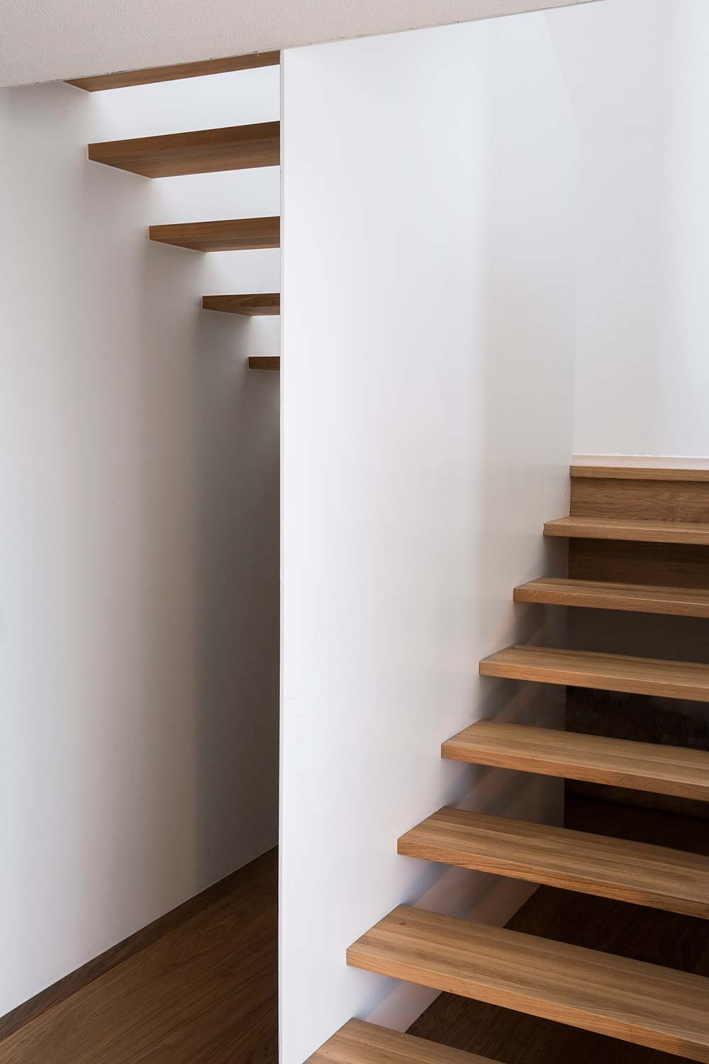 scandinavian interiors stairs - The Gjøvik House