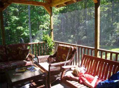 Porch Time Bugs Free Garden Amp Patio