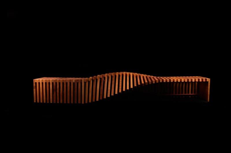 sculptural bench urban4 800x533 - S Urban Bench