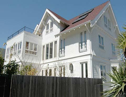 sf home renovation parnassus - Parnassus Residence: Inspired Living