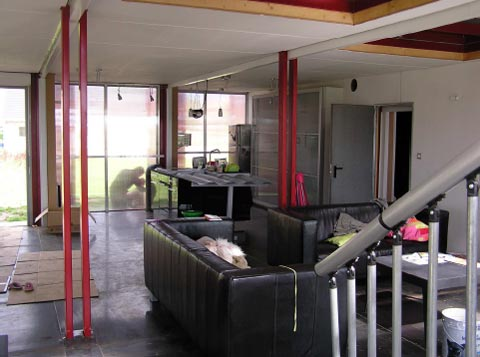 Shipping Container Home Red House Lille Prefab Homes