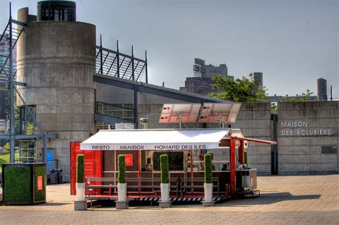 shipping container movbox 2 - Resto MovBox: 1-2-3 Diner